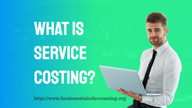 what is service costing