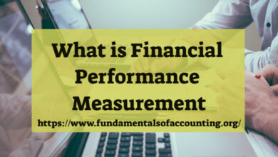 financial performance audit