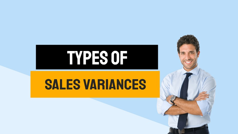 Types of sales variance