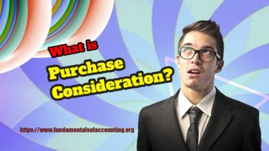 what is purchase consideration