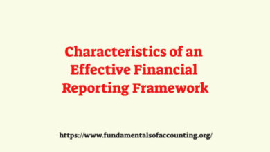 effective-financial-reporting-framework