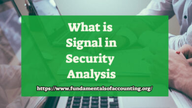 signal-in-security-analysis