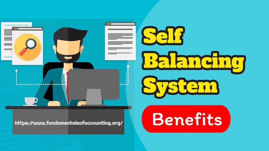 self-balancing accounting