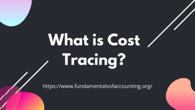 what is cost tracing